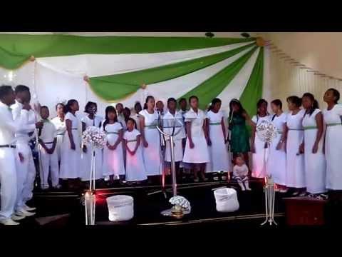 Groupe de louanges (Ziona Mahafinaritra) Mino aho - Rija Rasolondraibe