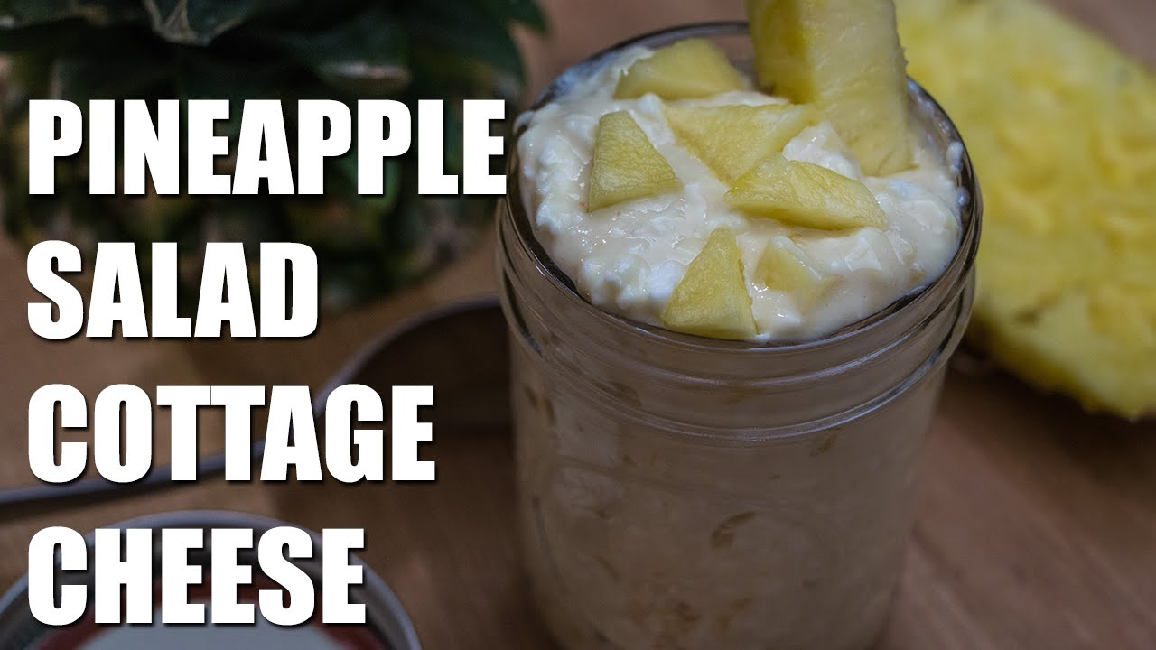 Pineapple Cottage Cheese Diet
