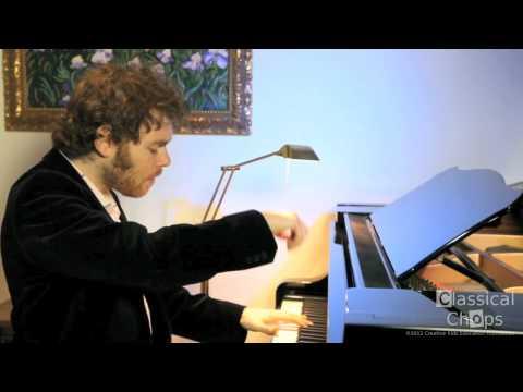 "GABRIEL KAHANE— Performs an Excerpt from his ""Craigslistlieder"""