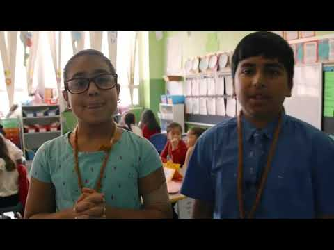 Highlight of MicroSociety at Jersey City Global Charter School