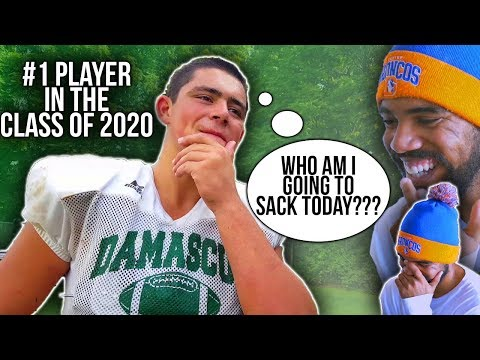 The Most *DOMINANT* High School Defensive End I've Ever Seen!!!- Bryan Bresee Highlights Reaction