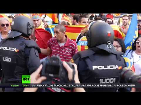 Pain in Spain: Catalan society & politicians split over region's independence bid