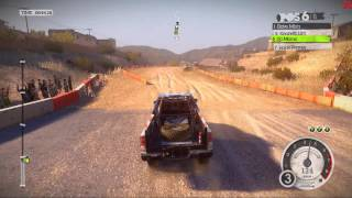 Colin McRae Dirt 2 PC Gameplay - Intel Celeron G1620 HD Graphics Single Channel [ทดสอบ][DX11][HD]
