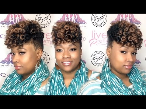 how-to-do-a-short-tapered-twa -curlkalon-hair