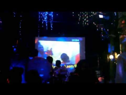 DJ Sharq mixing Macka Diamond n TYLER Himself at De Posh