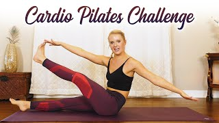 Cardio Pilates Weight Loss Challenge ? Burn Fat, Shred Abs, Legs & Butt | At Home 25 Mins w/ Banks
