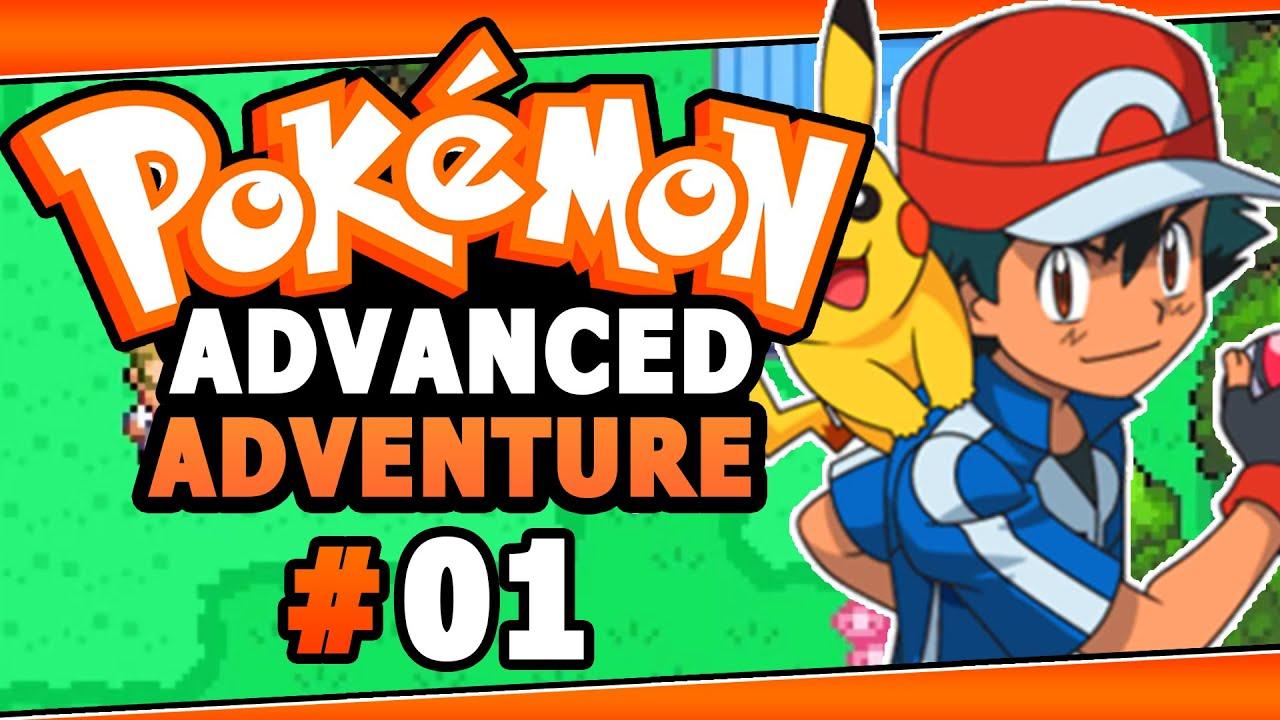 download adventure Pokemon advanced rom