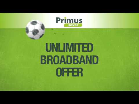 Primus Saver - Unlimited Broadband