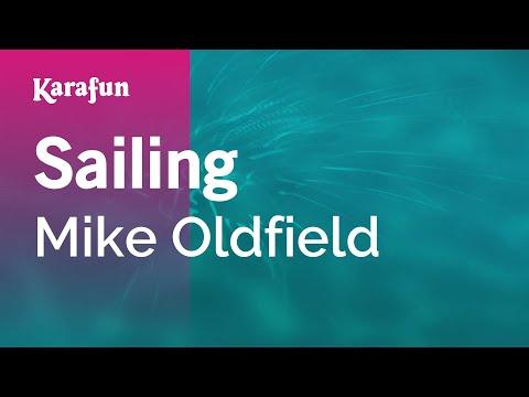 Karaoke Sailing - Mike Oldfield *
