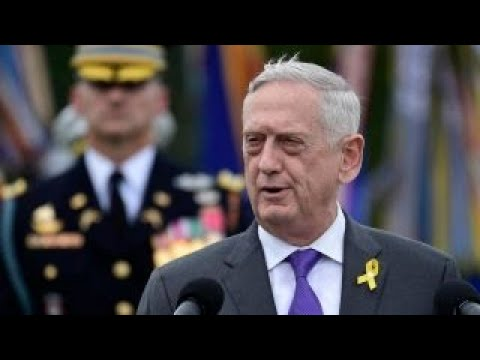Defense Secretary Jim Mattis resigns amid policy disputes with Trump