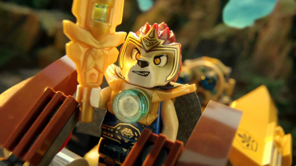 Lego legends of chima youtube - Lego chima a colorier ...