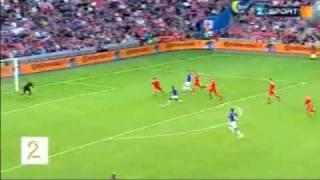 Bojan Zajic - The Best Goals of 2008/2009