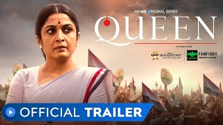 Queen | Official Trailer 1 - Tamil & English | MX Original Series | Ramya Krishnan | Gautham Menon