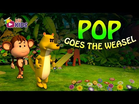pop-goes-the-weasel-with-lyrics-|-liv-kids-nursery-rhymes-and-songs-|-hd