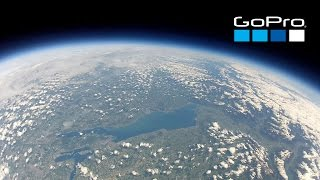 Weather Balloon Near Space GoPro Balloon Flight to 30km