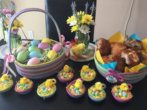 how-to---diy-rope-projects---easter-basket,-mini-rope-nest-bowls,-trivets-&-bread-basket