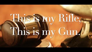 The Behan Law Group, P.L.L.C. Video - This is my Rifle, This is my Gun.