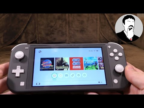 Look! It's A Switch Lite | Ashens