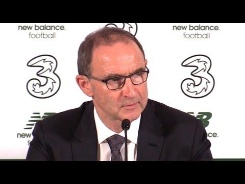Republic of Ireland v Northern Ireland - Martin O'Neill Full Post Match Press Conference