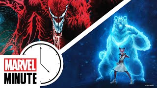 Carnage's Origin Story! Aegon in Contest of Champions! A Spirit Spider Funko Pop! | Marvel Minute