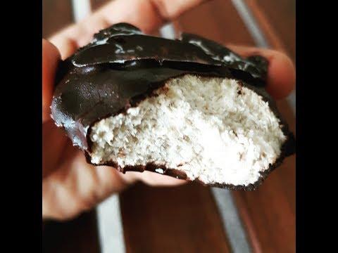 Low Carb Keto Coconut Chocolate - Aka Bounty Bars