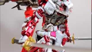 Painted Build MG 1/100 Gundam Astray Red Frame Kai