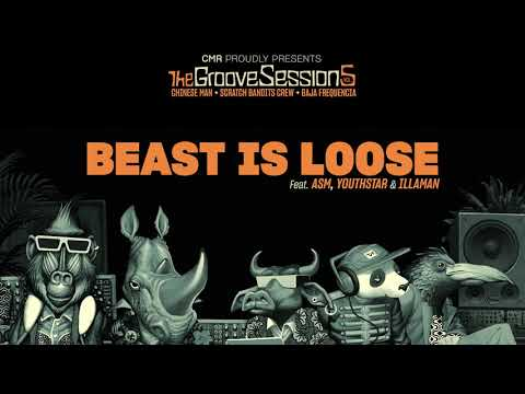 Youtube: Beast Is Loose feat. ASM, Youthstar & Illaman – Chinese Man, Scratch Bandits Crew, Baja Frequencia