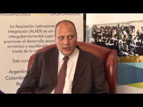EXPO ALADI- México 2016. Entrevistas a Autoridades.