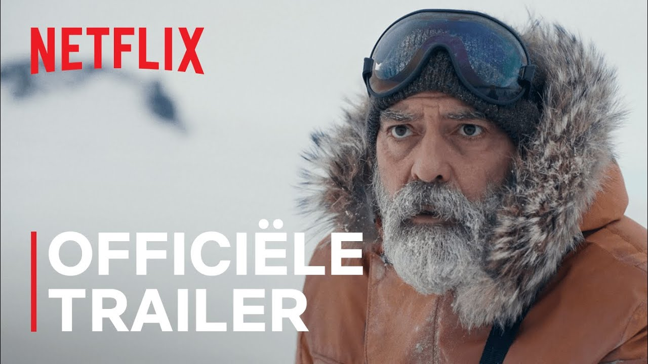 George Clooney in The Midnight Sky trailer op Netflix België