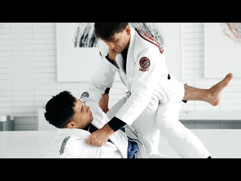 Rafael Mendes | Leg Drag Transitions When Opponent Defends | artofjiujitsu.com