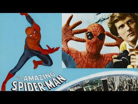 01. Homem Aranha. O Filme 1977 Dublado