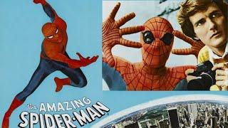 01 - Homem Aranha - O Filme (1977) Dublado