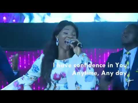 I have Confidence in You, Jesus. (Worship) - HarvestersLekki