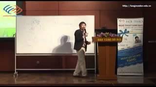 TS Lê Thẩm Dương - Nghệ thuật lãnh đạo và quản trị tài chính