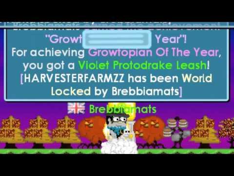 Growtopia - Getting Violet Protodrake Leash
