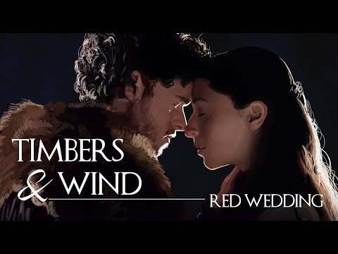 Red Wedding Song.Chords For Nightcore Timbers Wind Red Wedding Song