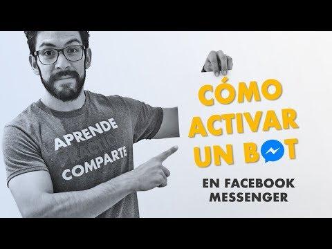 🤖 Como CREAR Un BOT En Facebook Messenger [ACTUALIZADO]