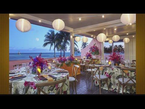 Hawaii Bridal Expo: Wedding Venues
