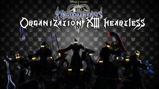 Kingdom Hearts III Organization XIII Heartless