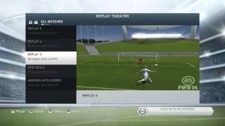 FIFA 14 FACEBOOK FIRST SHOWOFF
