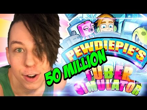 MORE SUBS THEN PEWDIEPIE, here I come | Let's Play Tuber Simulator STREAM #1