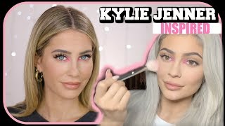 KYLIE JENNER Astroworld Tour Makeup Tutorial 💗 | MRS. BELLA