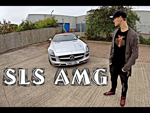 My First Supercar: Mercedes-Benz SLS AMG Roadster Review