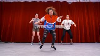 LINGUO | GIGGS | PYROTECH_UNRULY CHOREOGRAPHY