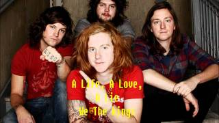 Watch We The Kings A Life A Love A Lie video