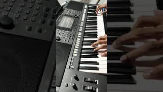 Cover images A Love For Life Theme   Raja Rani Theme   Keyboard   Instrumental/Cover   G.V. Prakash Kumar Hits