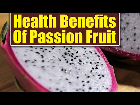 Health Benefits Of Passion Fruit | BoldSky