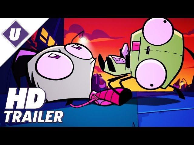 Invader Zim: Enter the Florpus - Official Comic-Con Teaser | SDCC 2018