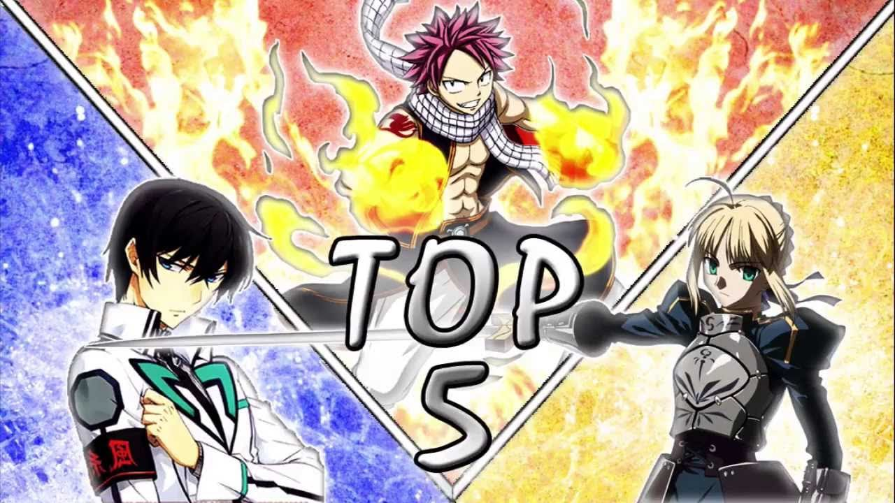 Top 5 Anime Characters : Top strongest anime characters youtube