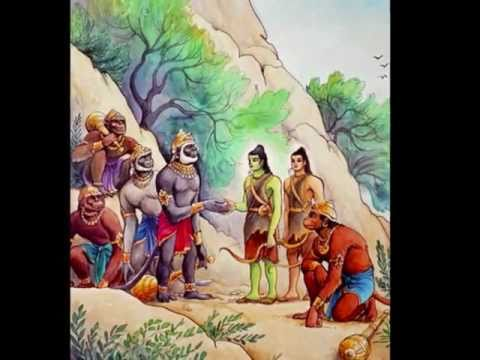 how long ago was ramayana